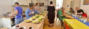 Aktivitäten in der SprengelHaus-Küche
