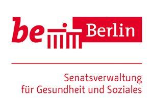 Logo der Senatsverwaltung für Gesundheit und Soziales