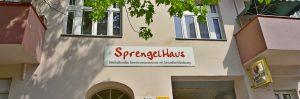 Foto Fassade SprengelHaus
