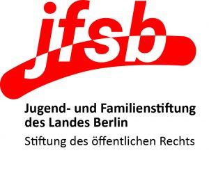 Logo Jugend- und Familienstiftung des Landes Berlin